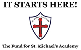 St Michaels It Starts Here